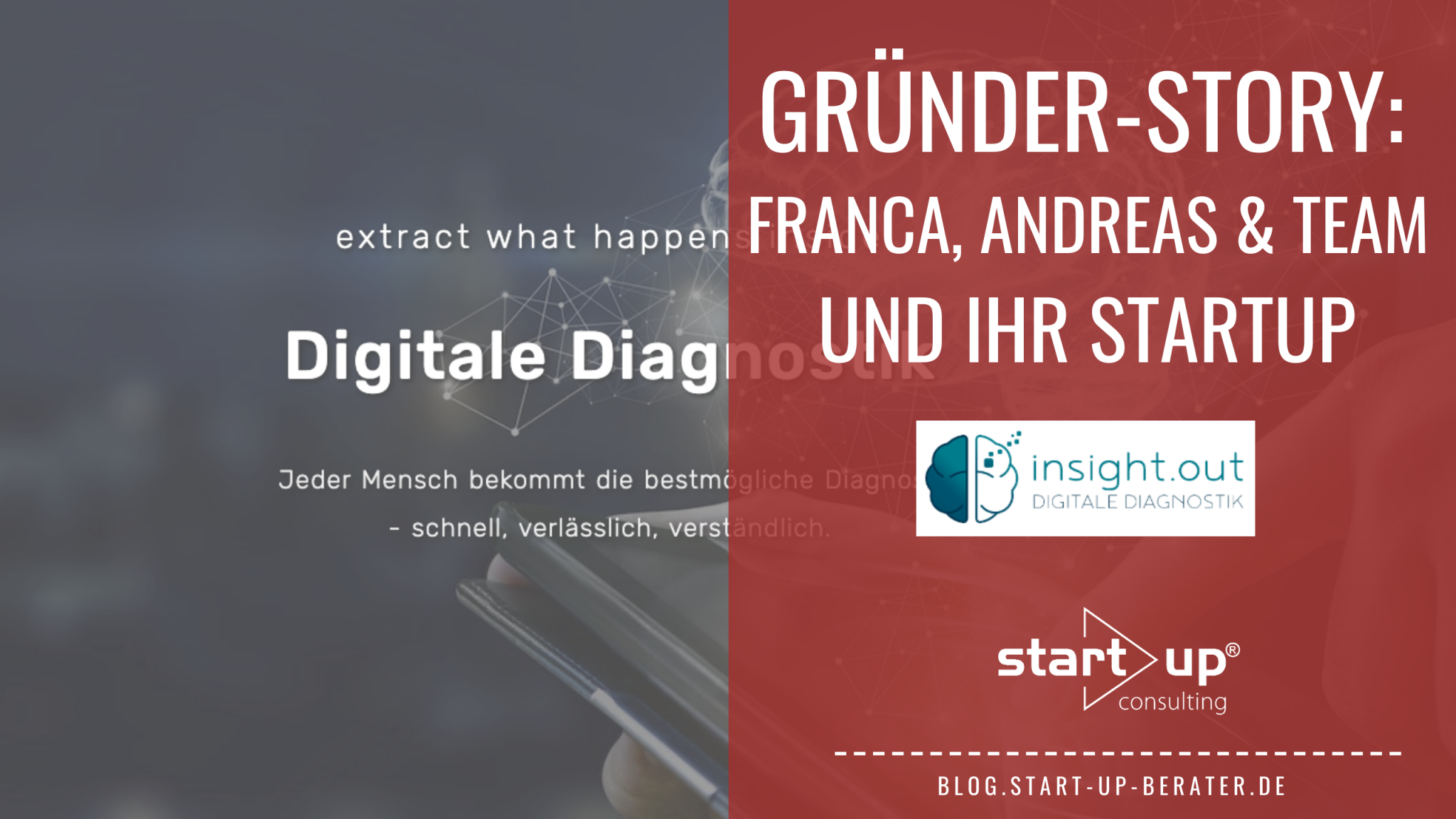 Startup-Stories: Interview mit insight.out